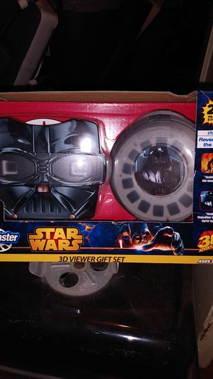 Star Wars 3D View Master Gift Set for Sale in Dallas, TX