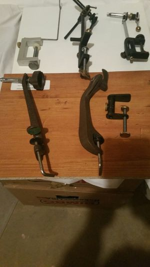 Fly fishing tying tools 6 piece set for Sale in Marietta, GA