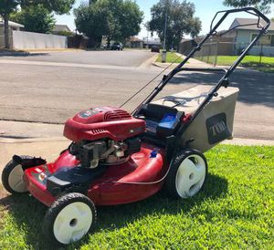 Toro lawn mower 7hp front drive self propelled Works great for Sale in Fresno, CA