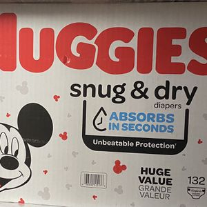 Huggies Diapers Size 5 for Sale in Los Angeles, CA