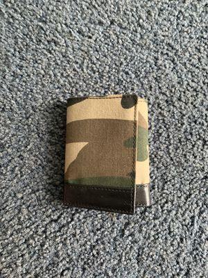 Army Bi- Fold Wallet for Sale in Aberdeen, WA
