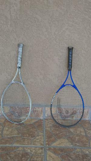 Tennis racket s 5$ each for Sale in Delhi, CA