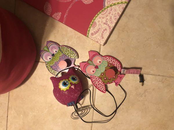 Owl room decor