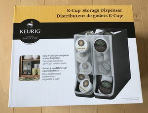 Keurig K-Cup Storage Dispenser for Sale in Vienna, VA