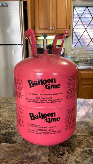 Free Helium tank for balloons for Sale in Boston, MA