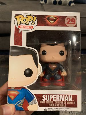 Funko Pop Superman #29 for Sale in Azusa, CA
