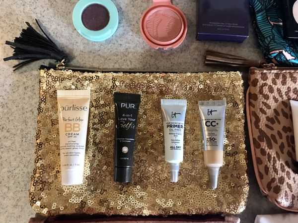 Ipsy makeup and skin care bundle - Tarte, Murad, IT Cosmetics, and more