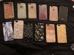 iPhone 6S+ phone cases for Sale in Los Angeles, CA