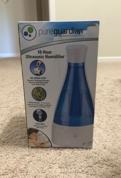 Cool mist humidifier for Sale in Marlborough,  MA