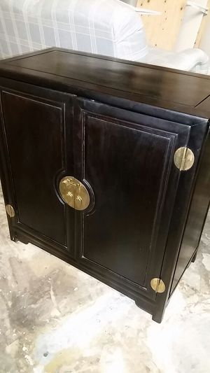 Asian cabinet 29 �30 antique for Sale in Seattle, WA