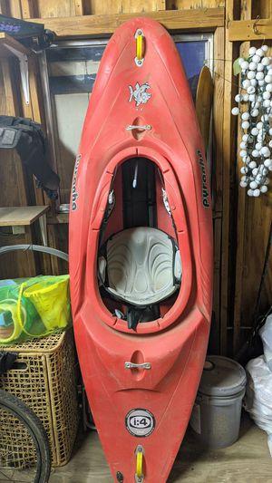Pyranna white water kayak for Sale in Phelan, CA