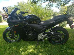 2013 Honda CVR 500 3400 miles motorcycle for Sale in Grand Prairie, TX