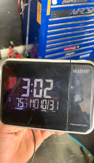 Alarm clock for Sale in Westminster, CA