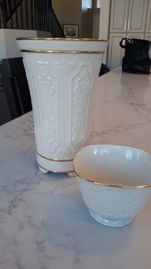 2 Lenox Flower Vase & bud vase perfect for Sale in Scottsdale, AZ