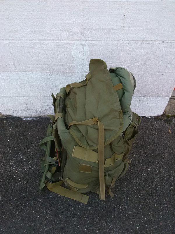 Hiking camping carrying Bag