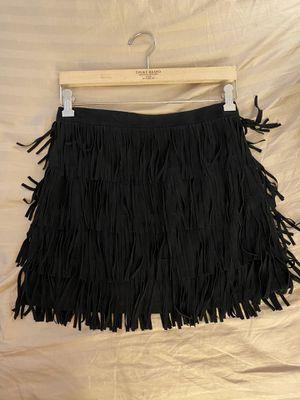NEW Forever 21 Fringe Skirt for Sale in Beverly Hills, CA