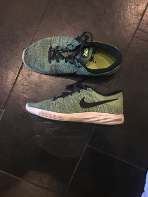 Nike lunar epic size 13's for Sale in Dallas, TX