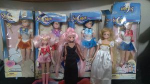 Irwin 2000 Sailor moon doll collection for Sale in Phoenix, AZ