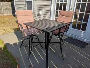 2 high chairs and table for Sale in Durham, NC