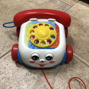 Baby Telephone Toy for Sale in Glendale, AZ
