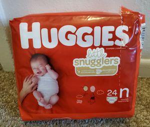 Huggies newborn for Sale in Imperial Beach, CA