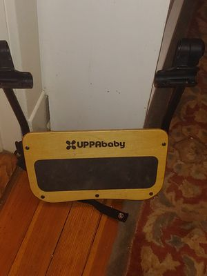 Uppababy Cruz Piggyback for Sale in Peoria, IL
