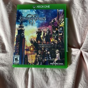 Kingdom Of Hearts Xbox One Game for Sale in McDonough, GA
