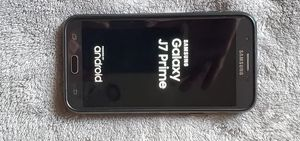 Like new samsung galaxy j7 prime.with fast charger and factory buds! for Sale in Orlando, FL