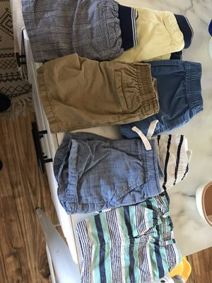 Summer boy shorts for Sale in Havana, KS