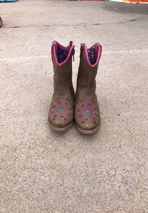 Girls Size 5 Cowboy Boots for Sale in Phoenix, AZ