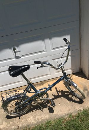 Folding Bicycle for Sale in Wichita, KS