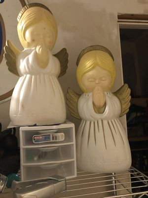 Vintage grand venture angel blow molds for Sale in Chesapeake, VA
