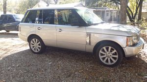 clean no accidents 2004 range rover transmission no work 160mill for Sale in Dallas, TX
