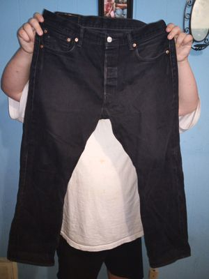 Levi 501 black jeans for Sale in St. Louis, MO