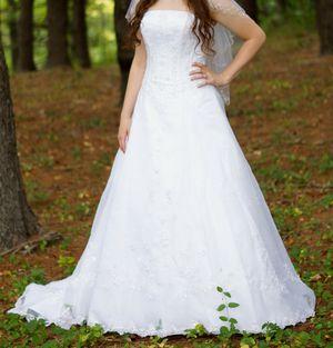 Wedding dress for Sale in Churchville, VA
