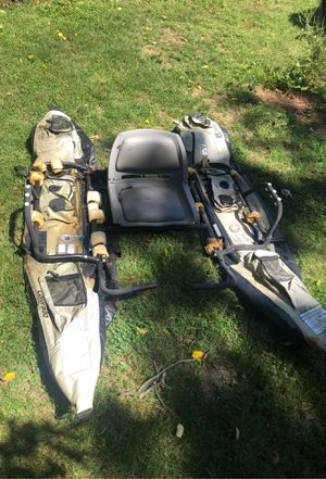 9' Colorado fishing pontoon boat for Sale in York, PA