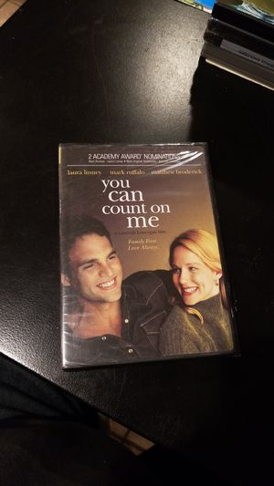 You Can Count on Me Dvd Factory Sealed NIB for Sale in Westport, MA