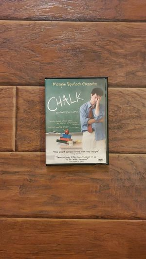 DVD - Chalk for Sale in San Clemente, CA