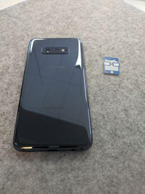 128GB Samsung Galaxy S10e Unlocked for Sale in Seattle, WA