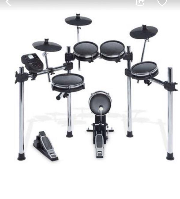 Alesis electric drum set. Must go