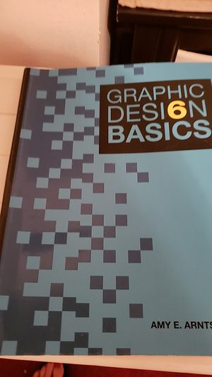Graphic design basics 6 for Sale in Erie, PA