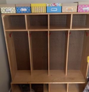 Wooden Cubby for Sale in East Amherst, NY