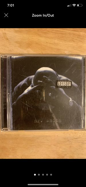 LL Cool J Mr. Smith CD for Sale in Fresno, CA