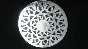 $7 Raimond Silver Plated Trivet for Sale in West Palm Beach, FL