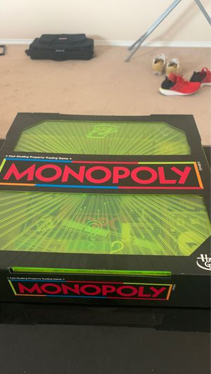 Monopoly board game for Sale in Dallas, TX
