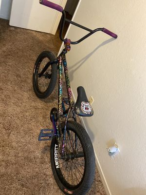 Custom Harry signature bmx bike for Sale in Fresno, CA
