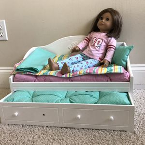 Trundle Bed For American Girl Doll for Sale in Wexford, PA