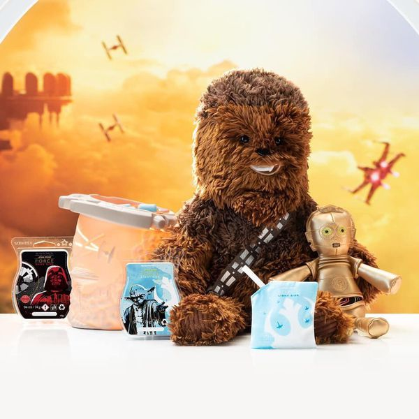 Scentsy-Star Wars collections