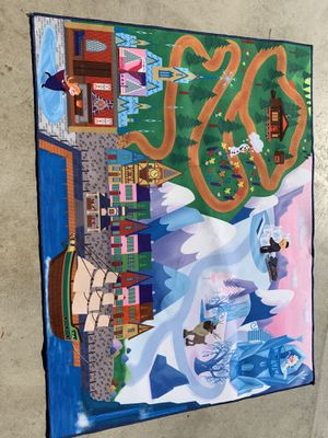 Frozen play rug for Sale in Brentwood, CA