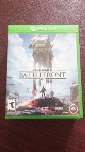 Star wars battlefront Xbox one game for Sale in Edgewater, MD